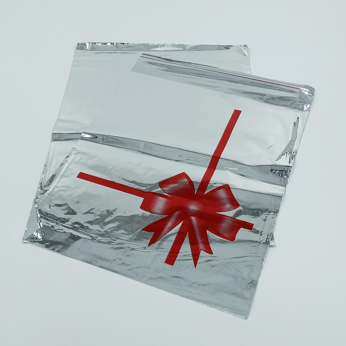 bantlı hediye poşeti 25x35