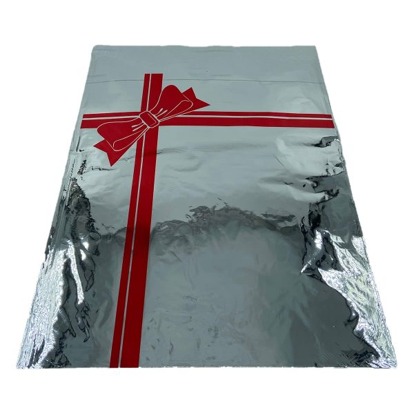 bantlı hediye poşeti 35x50