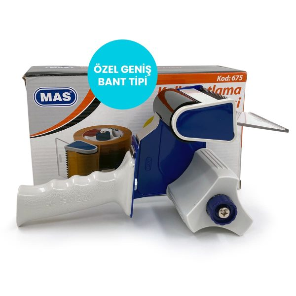 MAS 675 Geniş Bant Makinesi